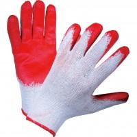 Перчатки с 1 латексным покрытием